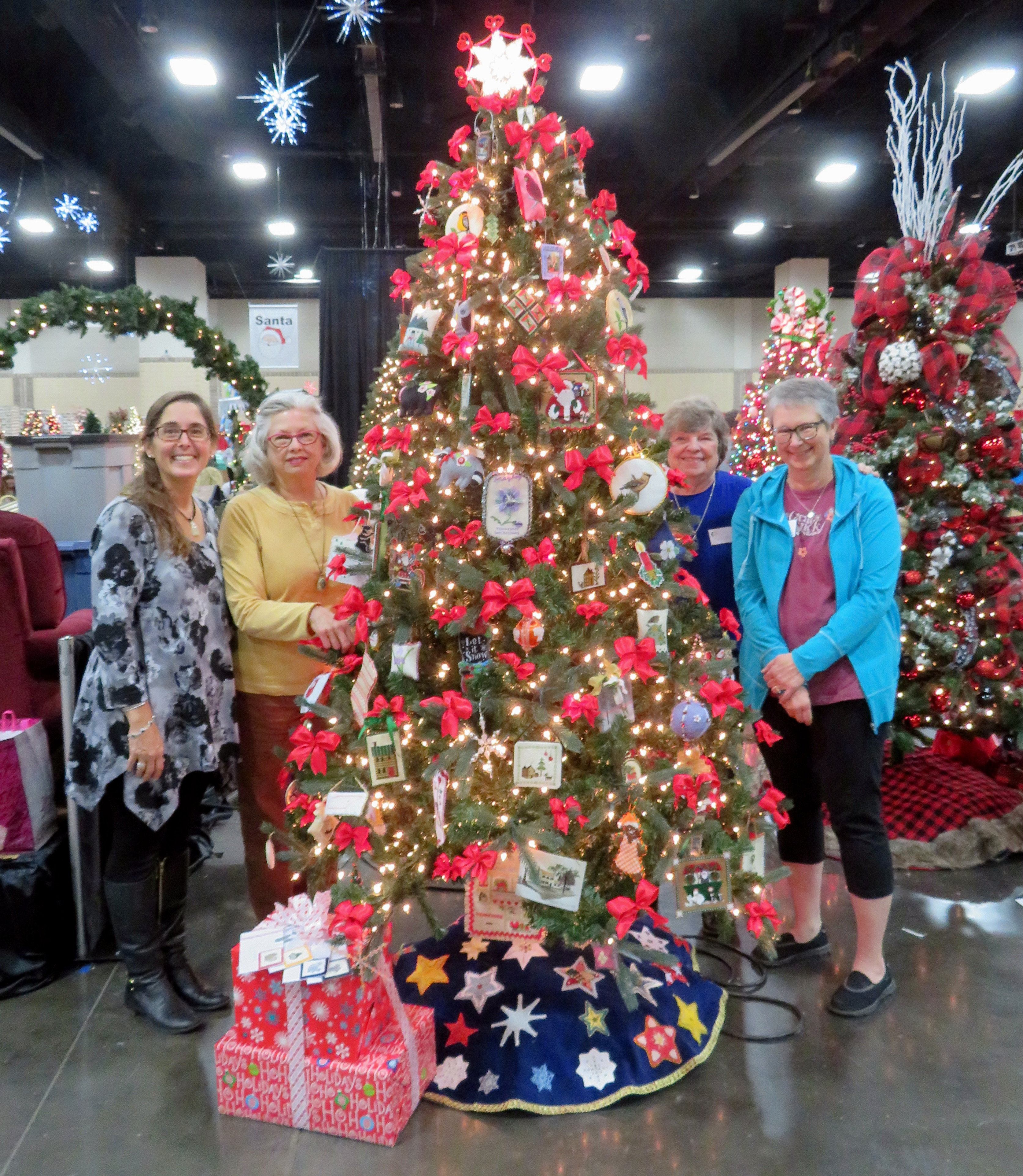 fantasy of trees is almost here tennessee christmas is a wow - Tennessee Christmas
